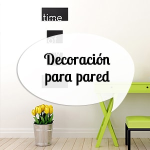 Decoración de pared