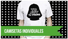 camisetas individuales cdr