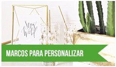 Marcos personalizables